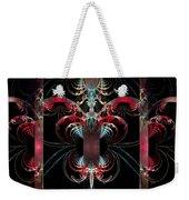 Inside Your Beautiful Heart Weekender Tote Bag