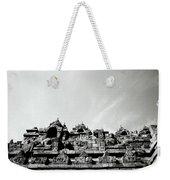 Inspiration At Borobudur Weekender Tote Bag