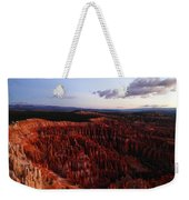 Inspiration Point Weekender Tote Bag