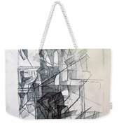 Interchange Between Ambition And Restraint 1 Weekender Tote Bag
