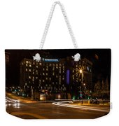 Intercontinental Hotel Weekender Tote Bag