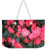 Interior Decorations Butterfly Garden Flowers Romantic At Las Vegas Weekender Tote Bag
