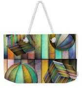 Interior Design 3 Weekender Tote Bag