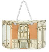 Interior Design For A Dining Room Weekender Tote Bag