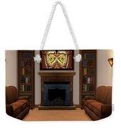 Interior Design Idea - Barn Owl Weekender Tote Bag