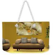 Interior Design Idea - Soft Wings Weekender Tote Bag