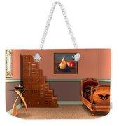 Interior Design Idea - Two Pears Weekender Tote Bag by Anastasiya Malakhova