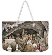 Interior Of The Grotto Of Nam Hou Weekender Tote Bag
