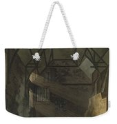 Interior Of The Kitchen, Trinity Weekender Tote Bag