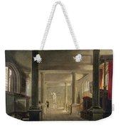 Interior Of The Law School, Cambridge Weekender Tote Bag