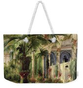 Interior Of The Palm House At Potsdam Weekender Tote Bag