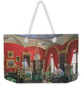 Interior Of The Winter Palace Weekender Tote Bag