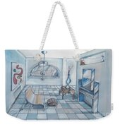 Interior Rendering 2 Weekender Tote Bag
