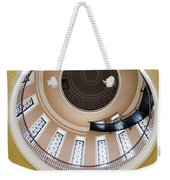 Interior View Of Maine State House Weekender Tote Bag