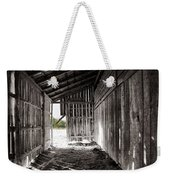Interiors In Black And White Weekender Tote Bag