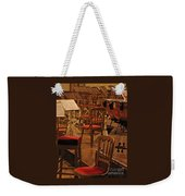 Intermission Weekender Tote Bag