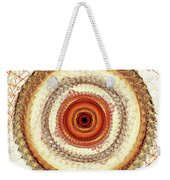 Internal Target Weekender Tote Bag by Anastasiya Malakhova