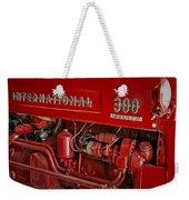International 300 Utility Harvester Weekender Tote Bag by Susan Candelario