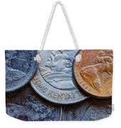 International Coins Weekender Tote Bag