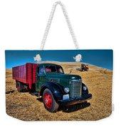 International Farm Truck Weekender Tote Bag