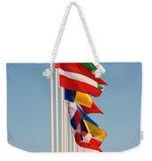 International Flags Nisyros Weekender Tote Bag