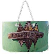International Harvester Insignia Weekender Tote Bag