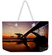 International Peace Bridge Weekender Tote Bag