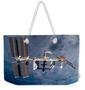 International Space Station Weekender Tote Bag