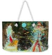 Interplay Weekender Tote Bag