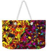 Interracial Colours Weekender Tote Bag