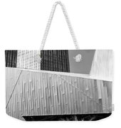 Intersection 2 Bw Las Vegas Weekender Tote Bag