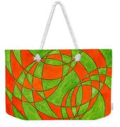 Intersection, No. 1 Weekender Tote Bag