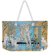 Interstate 10- Exit 254- Prince Rd Overpass- Rectangle Remix Weekender Tote Bag