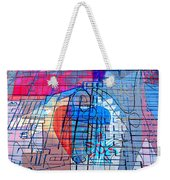 Interstate 10- Exit 255- Miracle Mile Overpass- Rectangle Remix Weekender Tote Bag