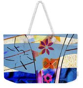 Interstate 10- Exit 256- Grant Rd Underpass- Rectangle Remix Weekender Tote Bag