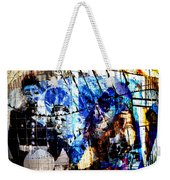Interstate 10- Exit 257a- St Marys Rd / 6th St Underpass- Rectangle Remix Weekender Tote Bag