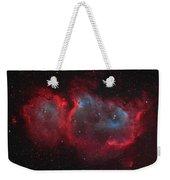 Interstellar Embryo  Ic 1848, The  Soul Weekender Tote Bag