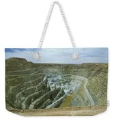 Inti Raymi Gold Mine Quarry In Oruro Weekender Tote Bag
