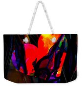 Intimacy Weekender Tote Bag