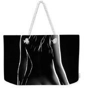 Into Darkness Weekender Tote Bag