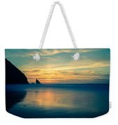 Into The Blue IIi Weekender Tote Bag by Marco Oliveira