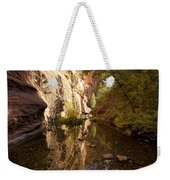 Into The Canyon  Weekender Tote Bag