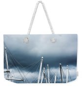 Into The Clouds Weekender Tote Bag