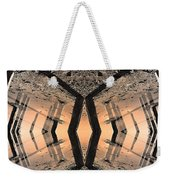 Into The Core Weekender Tote Bag