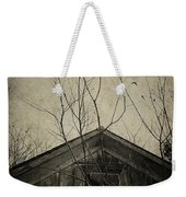 Into The Dark Past Weekender Tote Bag by Trish Mistric