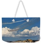 Into The Distance Weekender Tote Bag