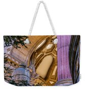 Into The Dome Weekender Tote Bag