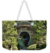 Into The Enchanted Garden Weekender Tote Bag