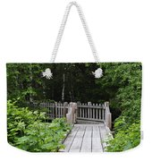 Into The Forest Weekender Tote Bag