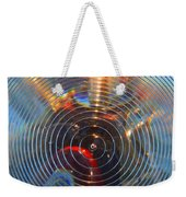 Into The Lens Weekender Tote Bag